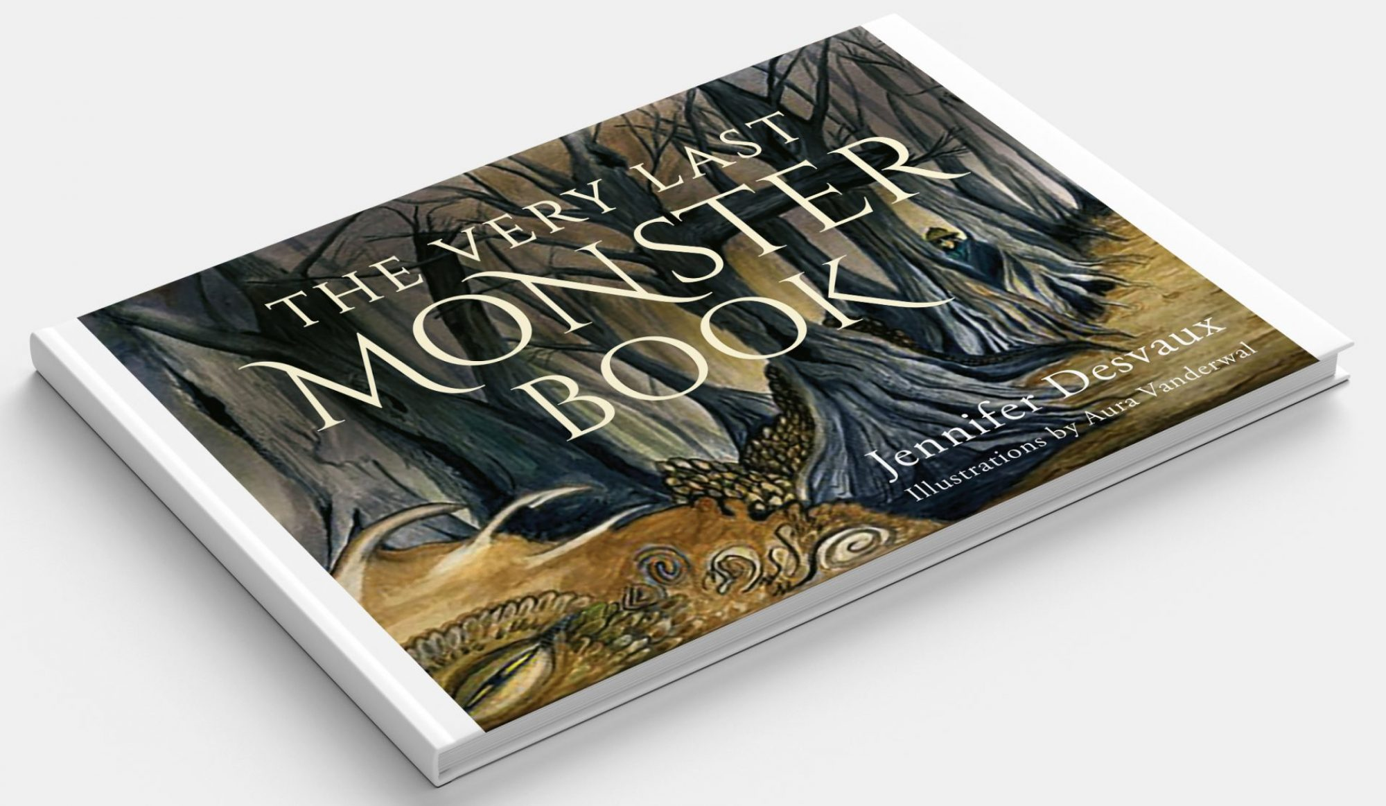 The Very Last Monster Book